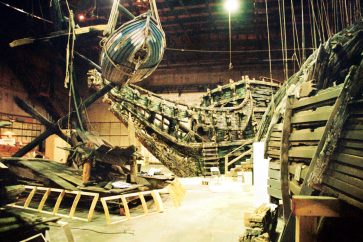 002_23 Rotting Boats, Pirates of the Caribbean 2 & 3, FB